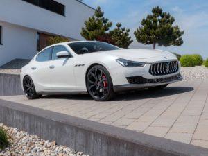 Maserati Ghibli GranLusso Novitec 2018