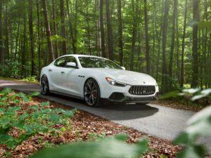 Maserati Ghibli GranSport Novitec 2018