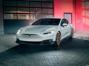 Novitec Tesla Model S 2017