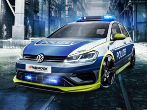 Volkswagen Oettinger Volkswagen Golf 400R Tune It! Safe! Concept 2017
