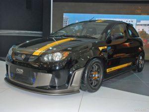 Fotos de Proton Satria Neo R3 Concept 2010