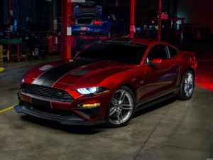 Ford Mustang RS2 by Roush 2018