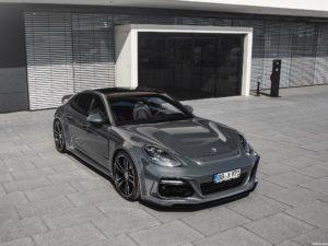 TechArt Porsche Panamera Grand GT 971 2017