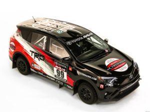 Toyota RAV4 TRD Rally Car 2016