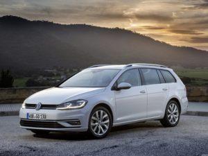 Volkswagen Golf Variant TSI  2017