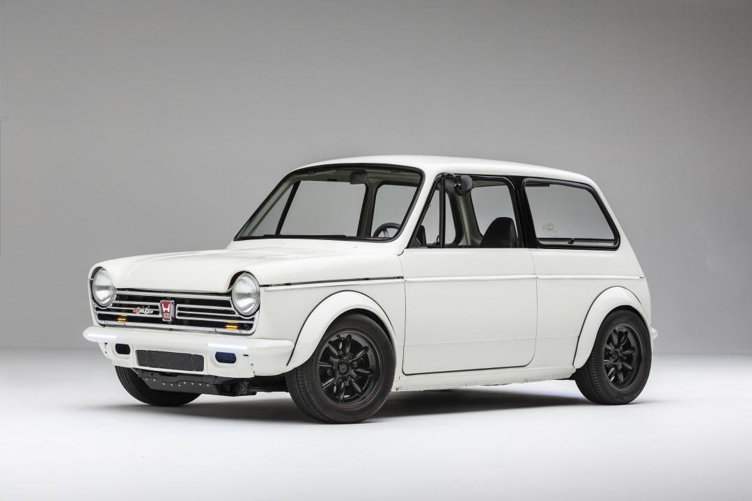 1972 Honda N600 SEMA Show 2019 (1)