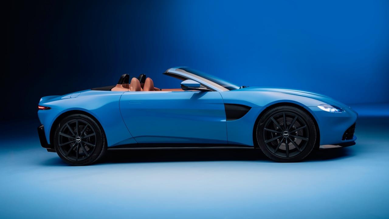 Aston Martin Vantage Roadster 2020 – 2