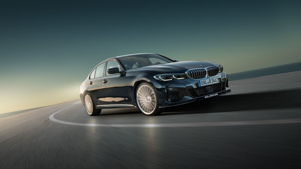BMW Alpina B3 (1)