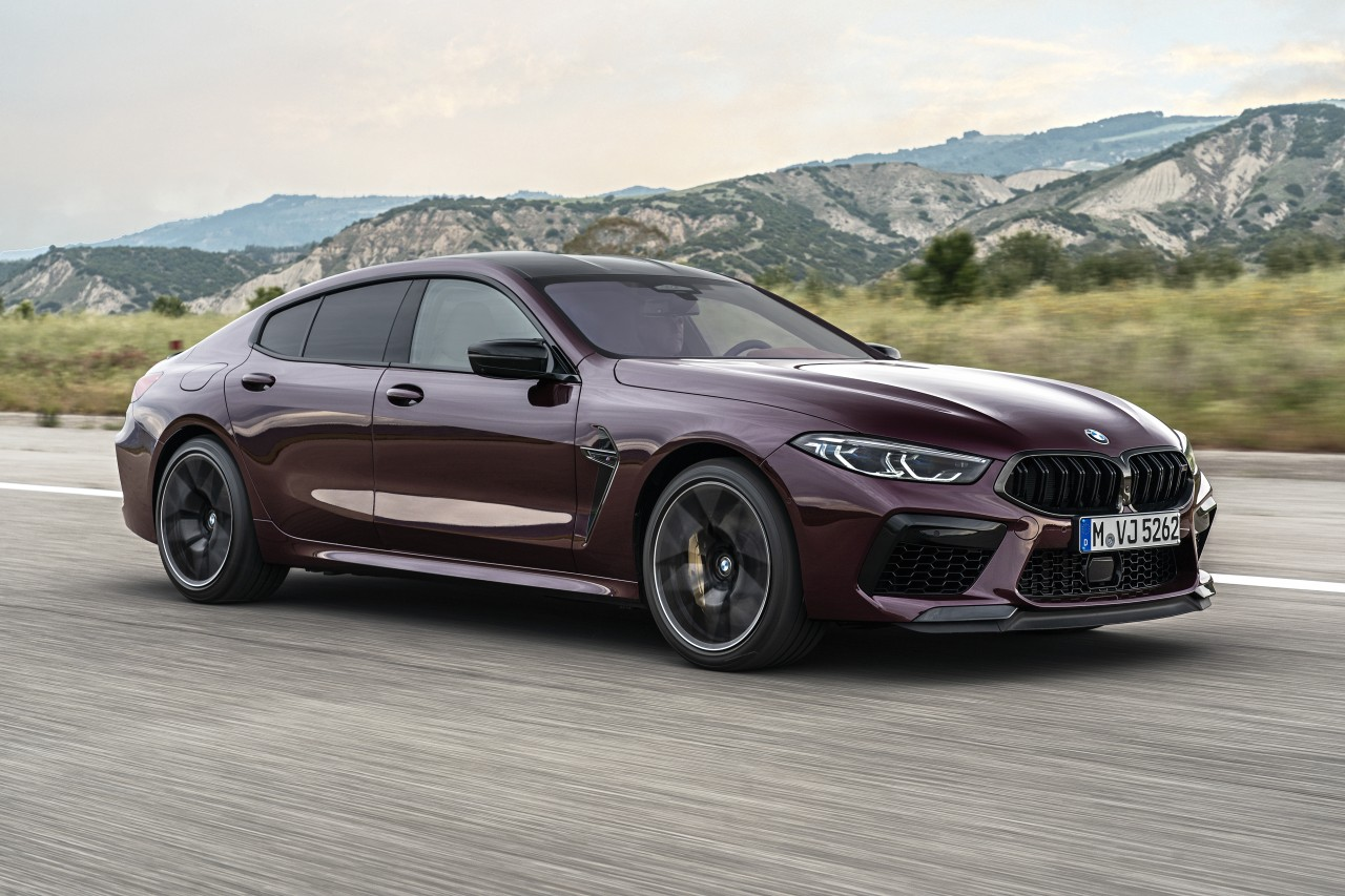 BMW Serie 8 Gran Coupe 2020 – Exterior (41)