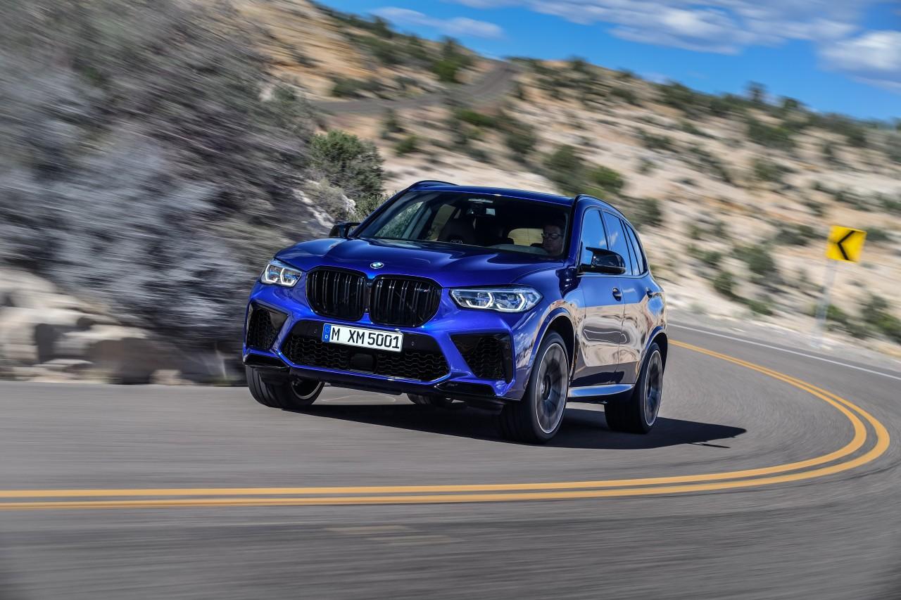 BMW X5 M 2020 (8)