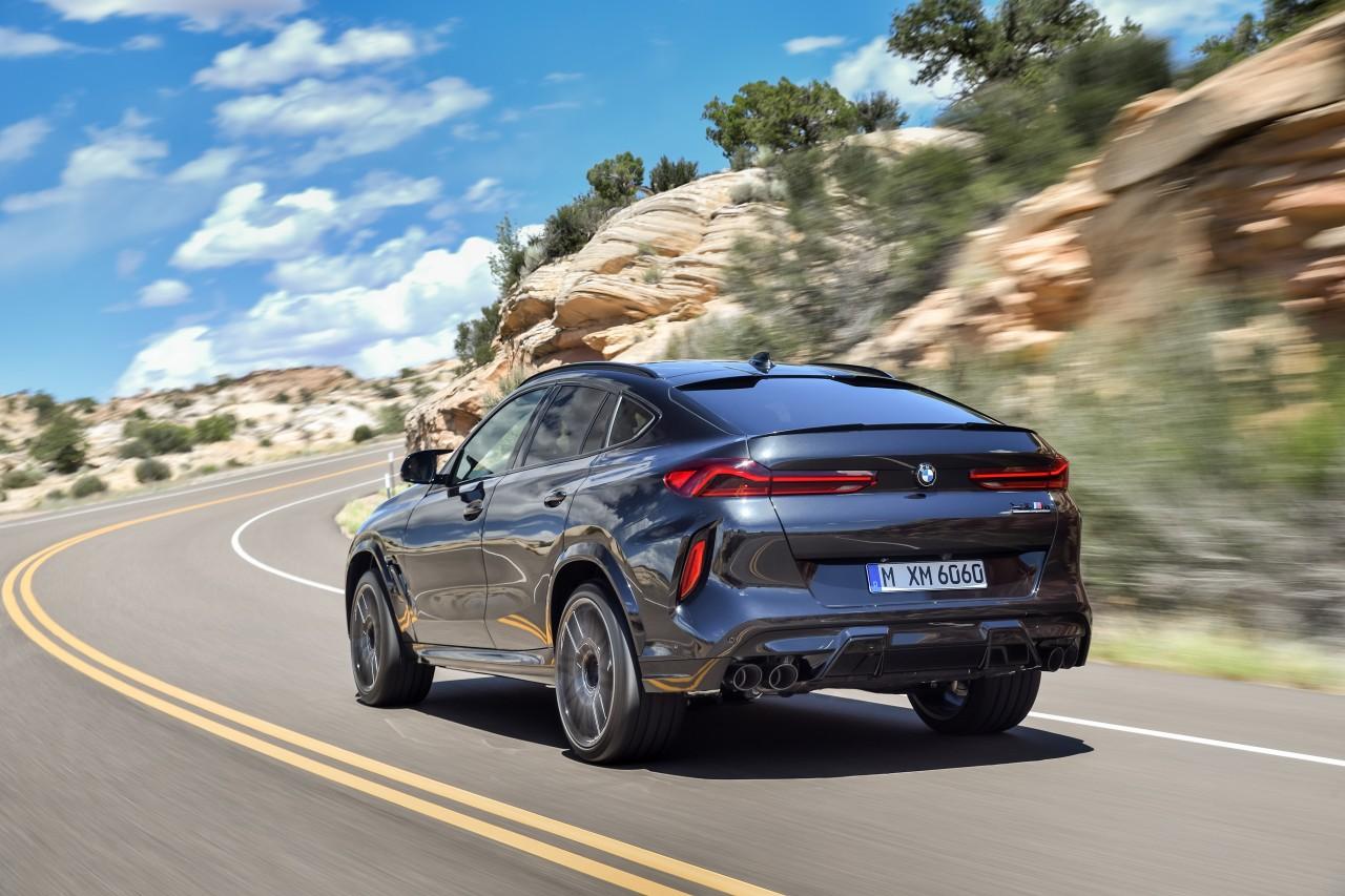BMW X6 M 2020 (14)