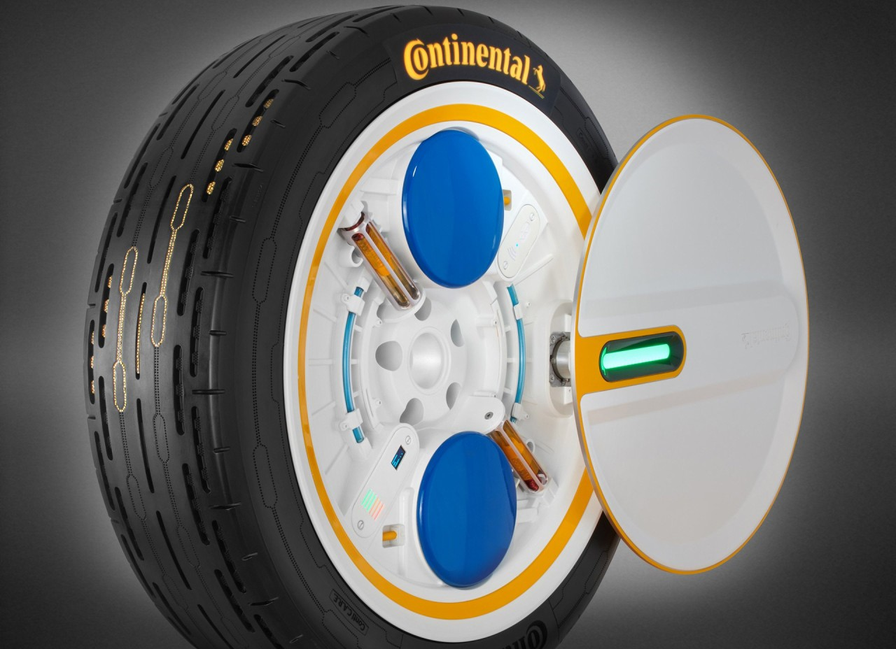 Continental CARE – Neumático autoinflable (6)