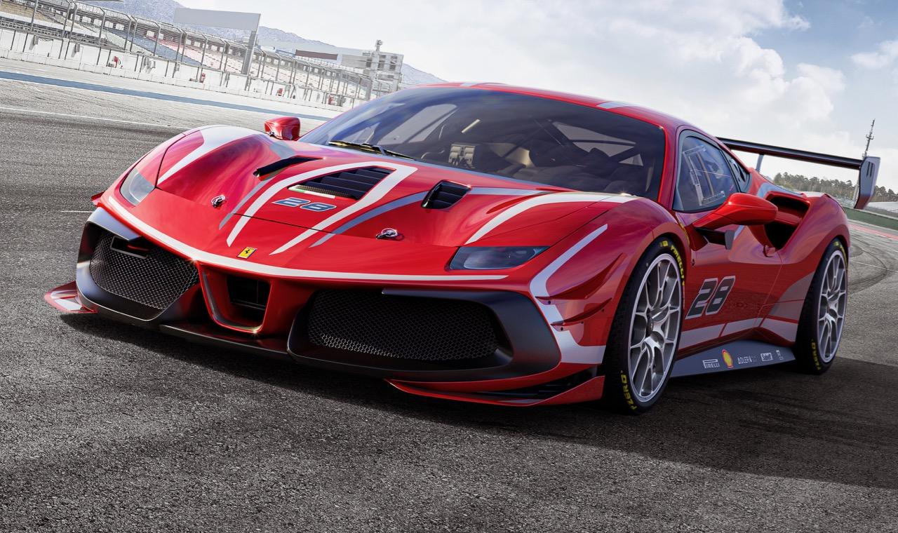 Ferrari 488 Challenge Evo – 1