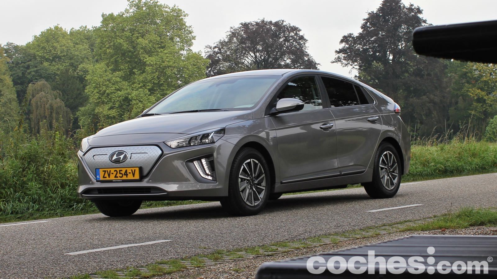 Hyundai Ioniq Electric 2019 prueba – 5