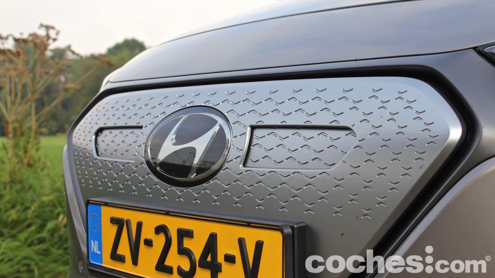 Hyundai Ioniq Electric 2019 prueba detalle – 1