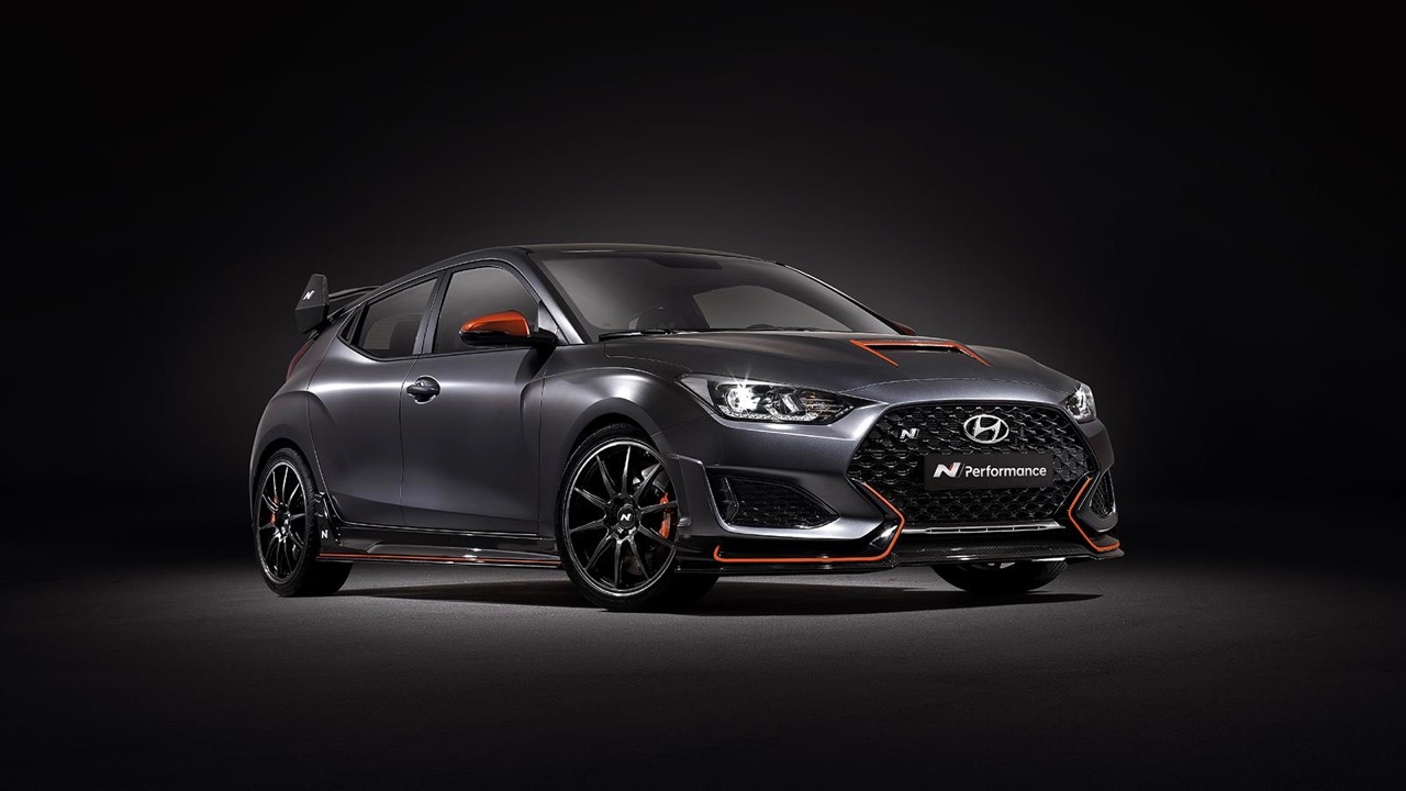 Hyundai Veloster N Performance – 1