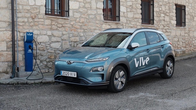 Hyundai carsharing rural – 2