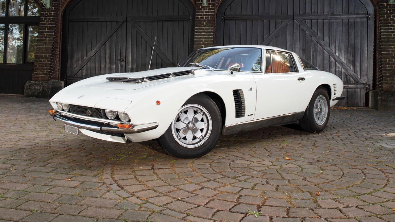 Iso Grifo GL Series II 1973 – 2
