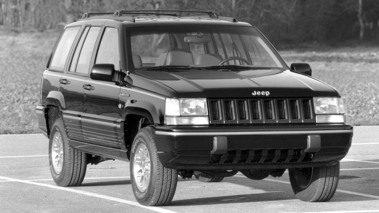 Jeep Grand Cherokee ZJ 1993 – 3