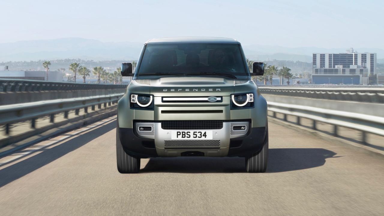 Land Rover Defender – 2