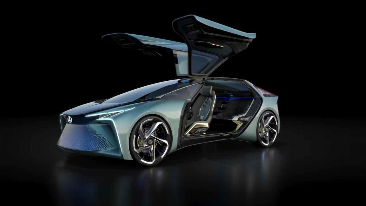 Lexus LF-30 Concept (25)