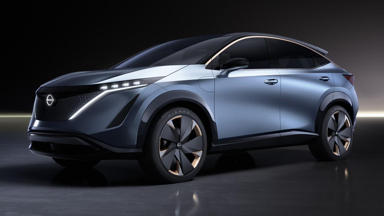 Nissan Ariya Concept (5)