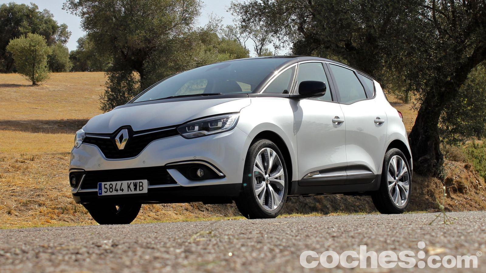 Renault Scenic prueba – 3