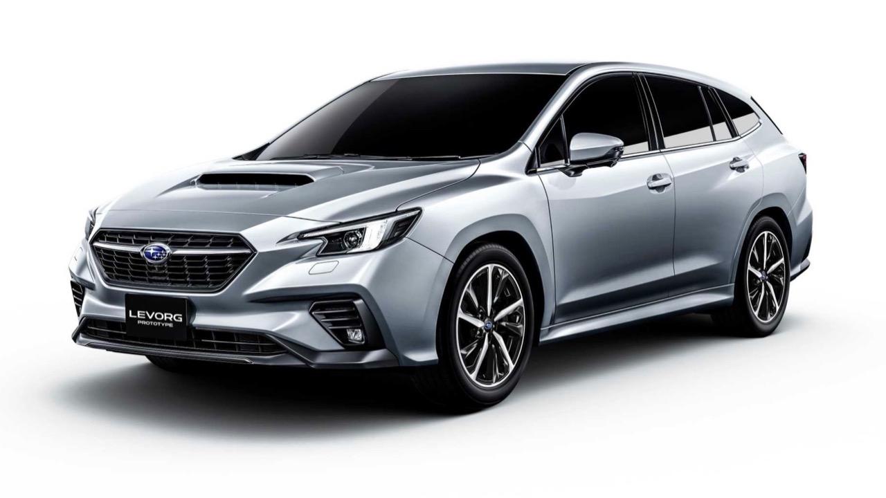 Subaru Levorg Prototype – 1