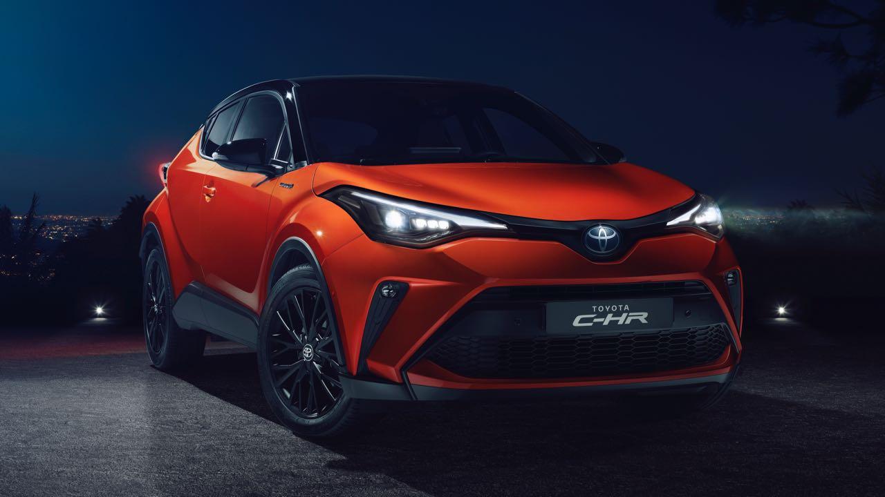Toyota C-HR 2020 – 1