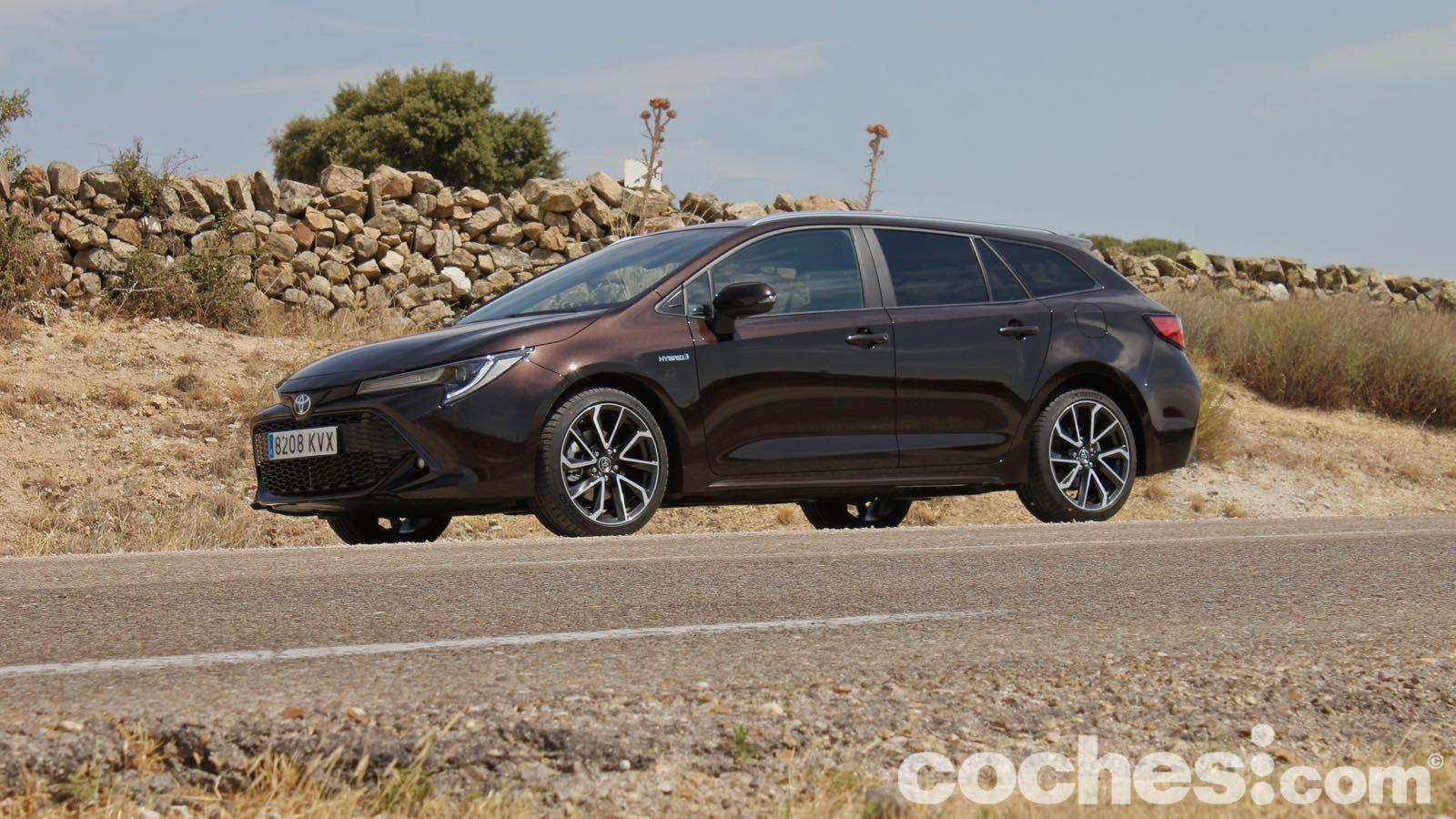 Toyota Corolla Sports Tourer prueba – 9
