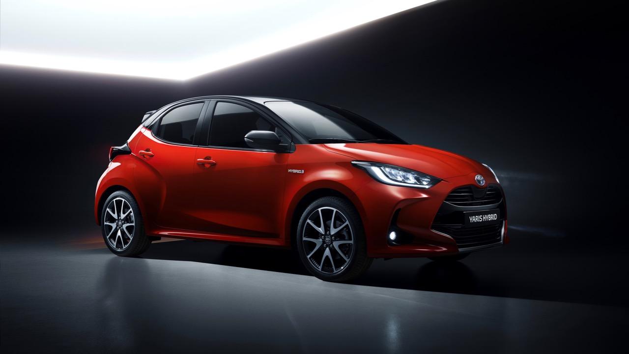 Toyota Yaris 2020 – 9