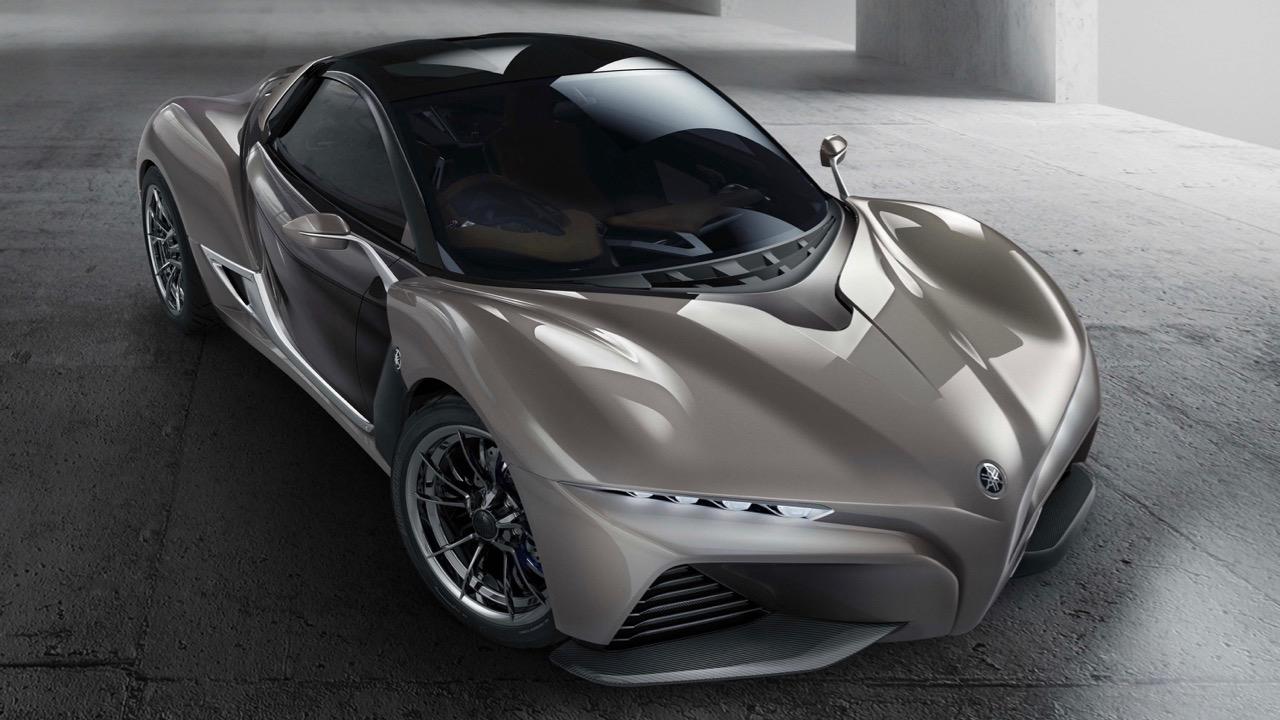Yamaha Sports Ride Concept – 1