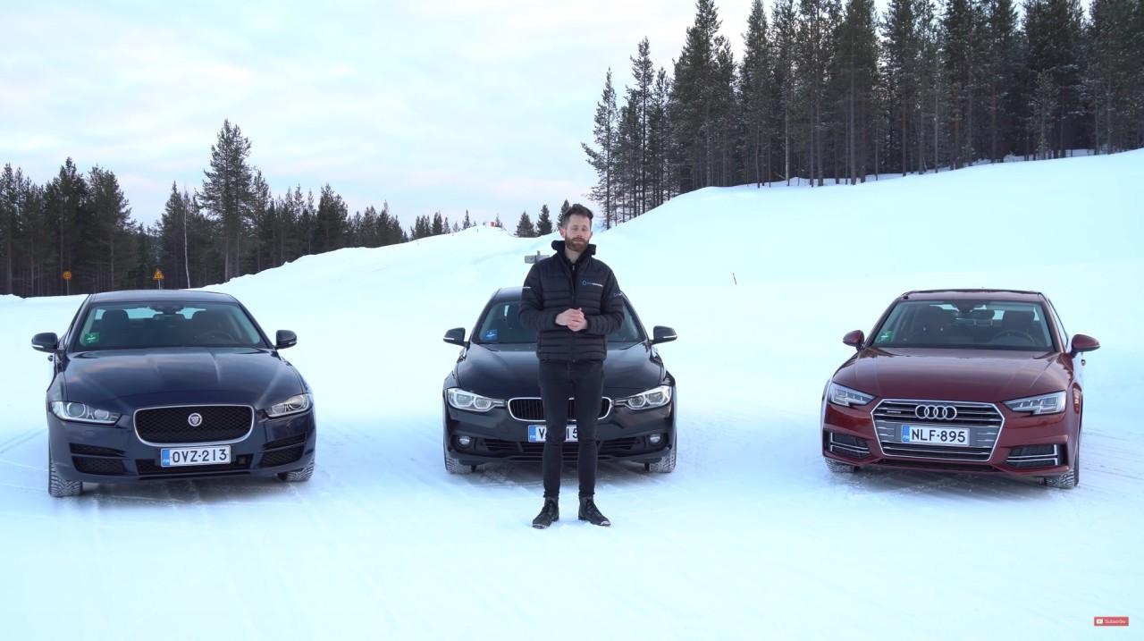 audi quattro vs bmw xdrive vs jaguar awd (3)