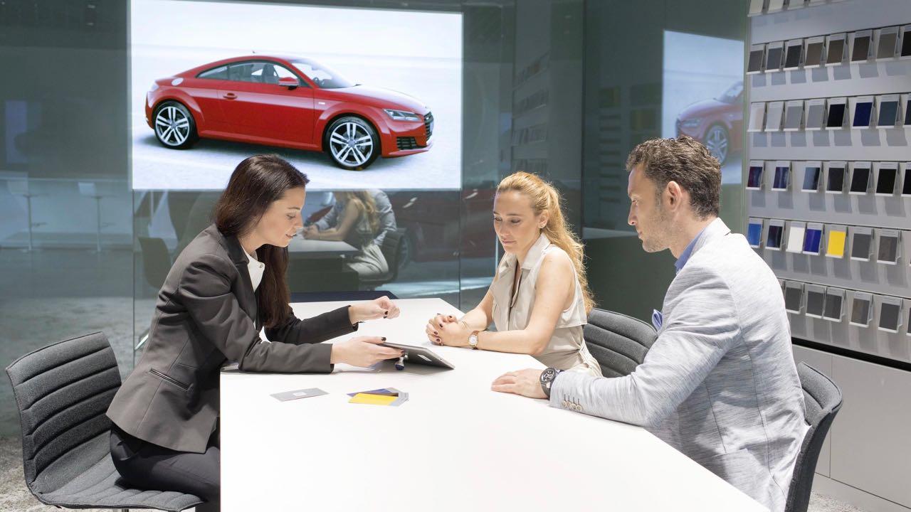 concesionario elegir coche