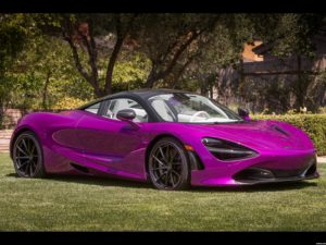 McLaren 720S Coupe Fux Fuchsia by MSO 2017