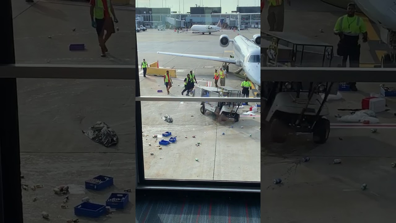 rampa avion catering autonoma