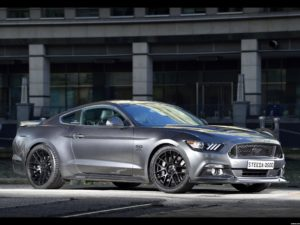 Steeda Ford Mustang Q500 Enforcer UK 2018