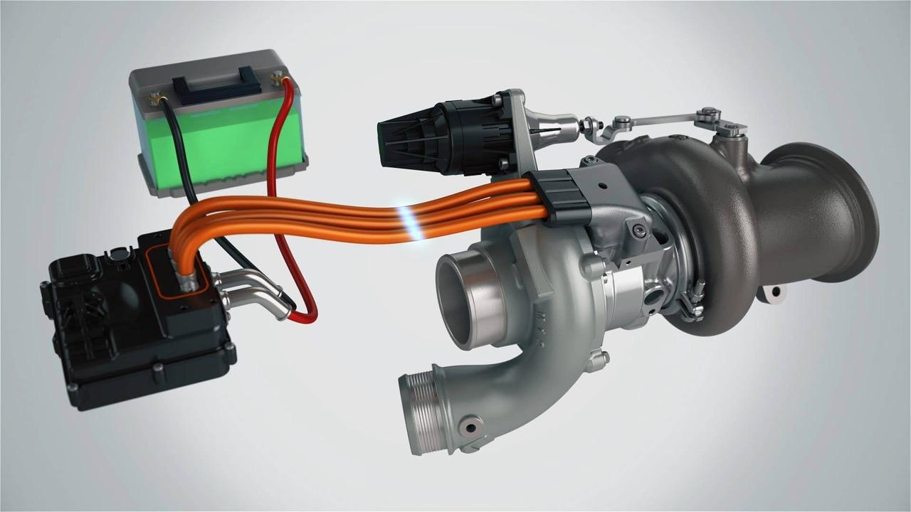 turbo electrico Garrett – 1