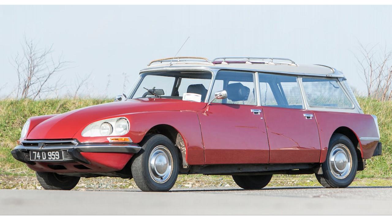 1974 Citroën DS 23 Safari Estate (27)