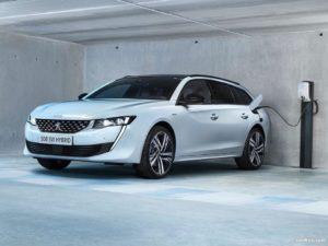 Peugeot 508 SW Hybrid 2019