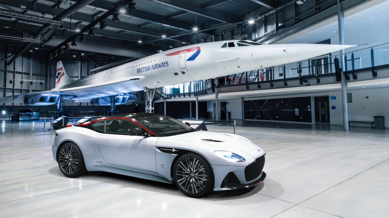 Aston Martin DBS Superleggera Concorde – 1