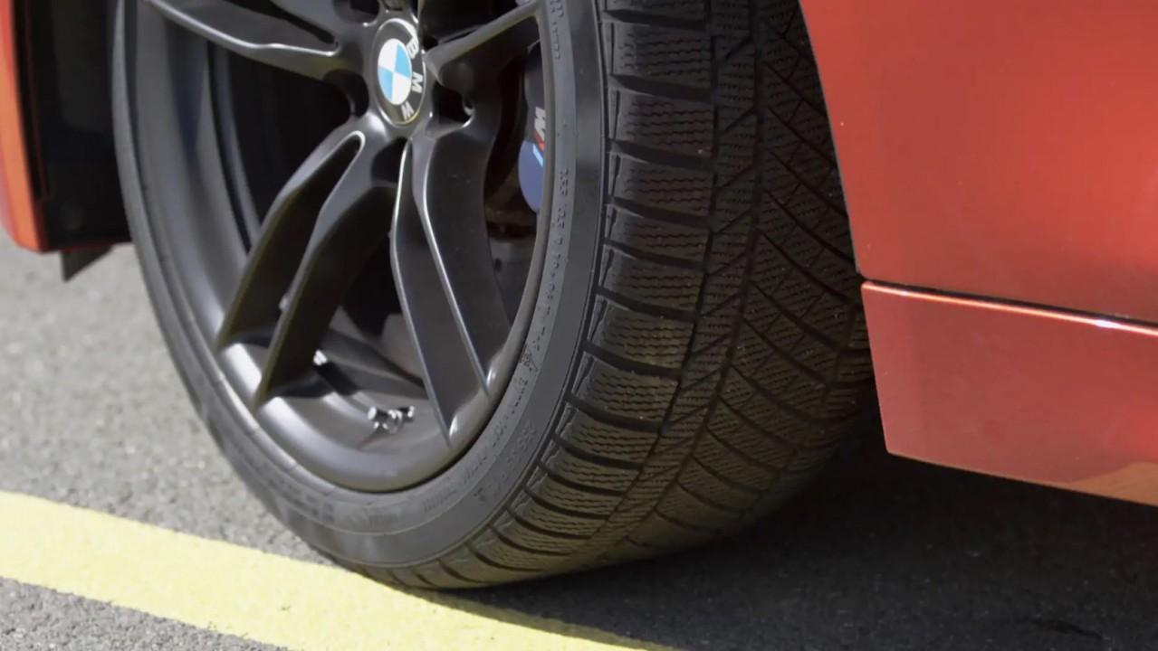 BMW neumaticos 4