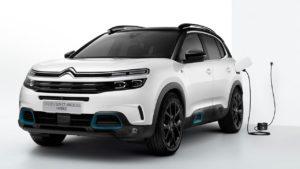 Citroën C5 Aircross Hybrid, llega un nuevo SUV híbrido enchufable