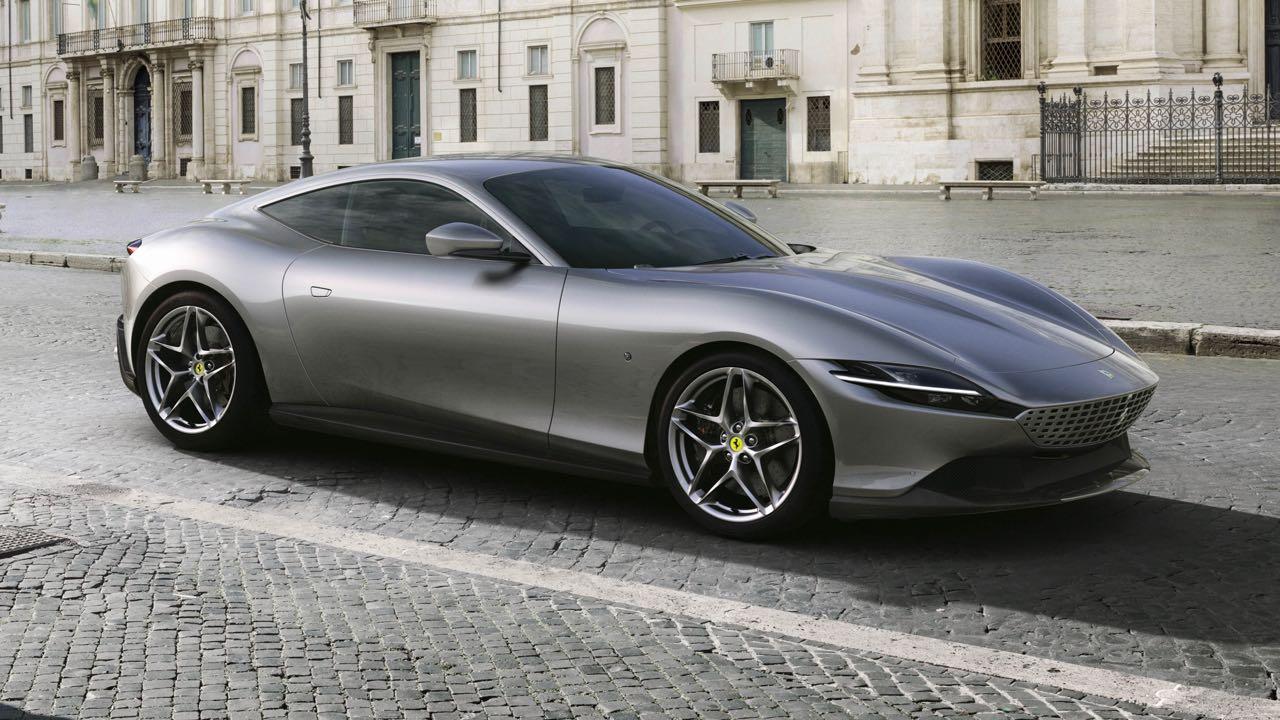Ferrari Roma 2020 – 3