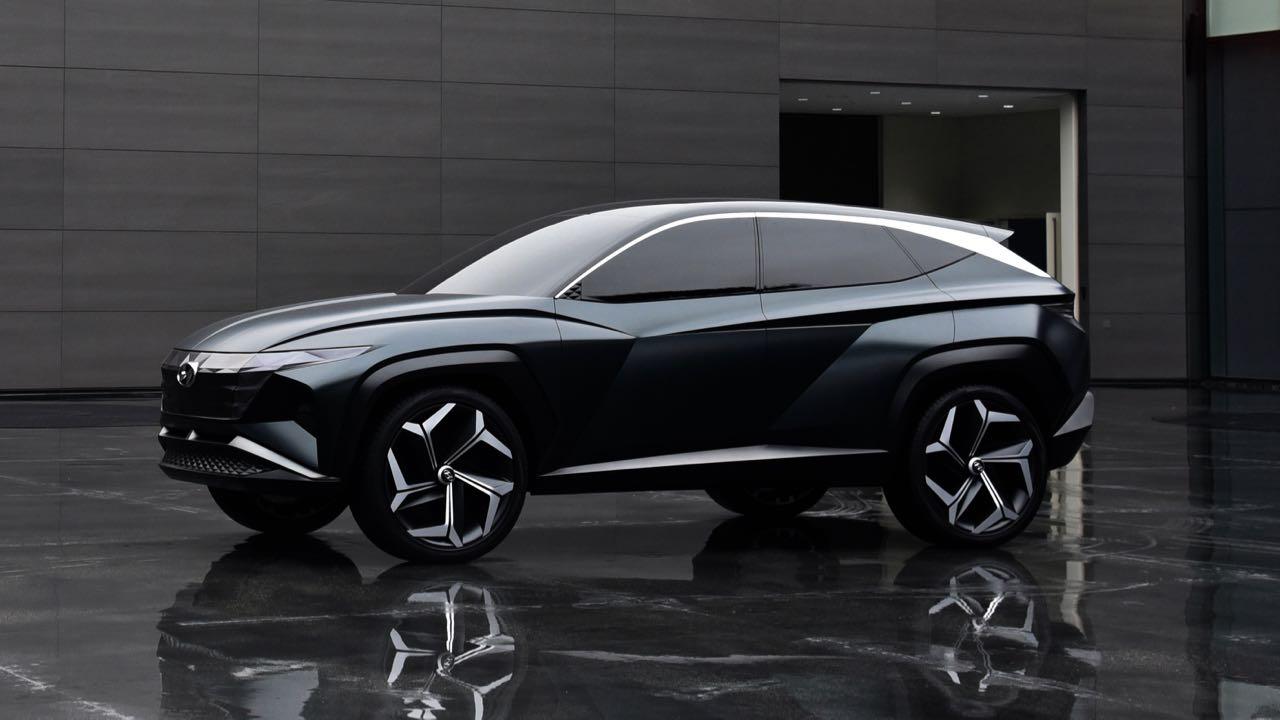 Hyundai Vision T Concept 2019 – 2