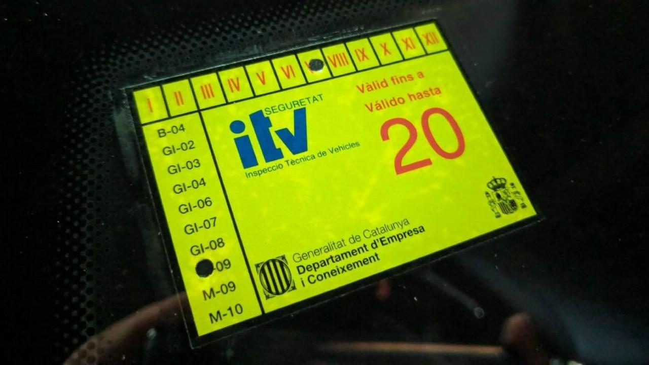 ITV Pegatina 2020