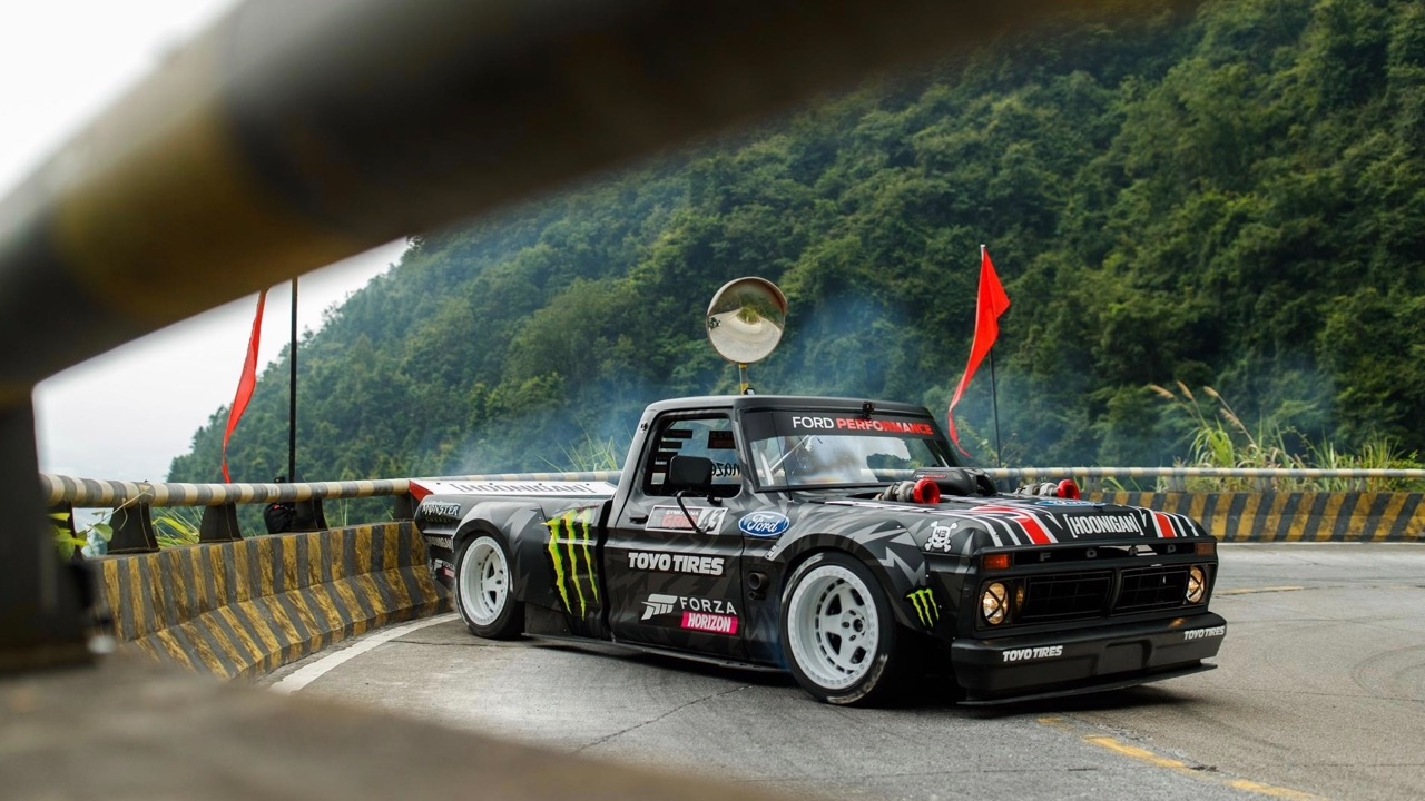 Ken Block Climbkhana Two – 1