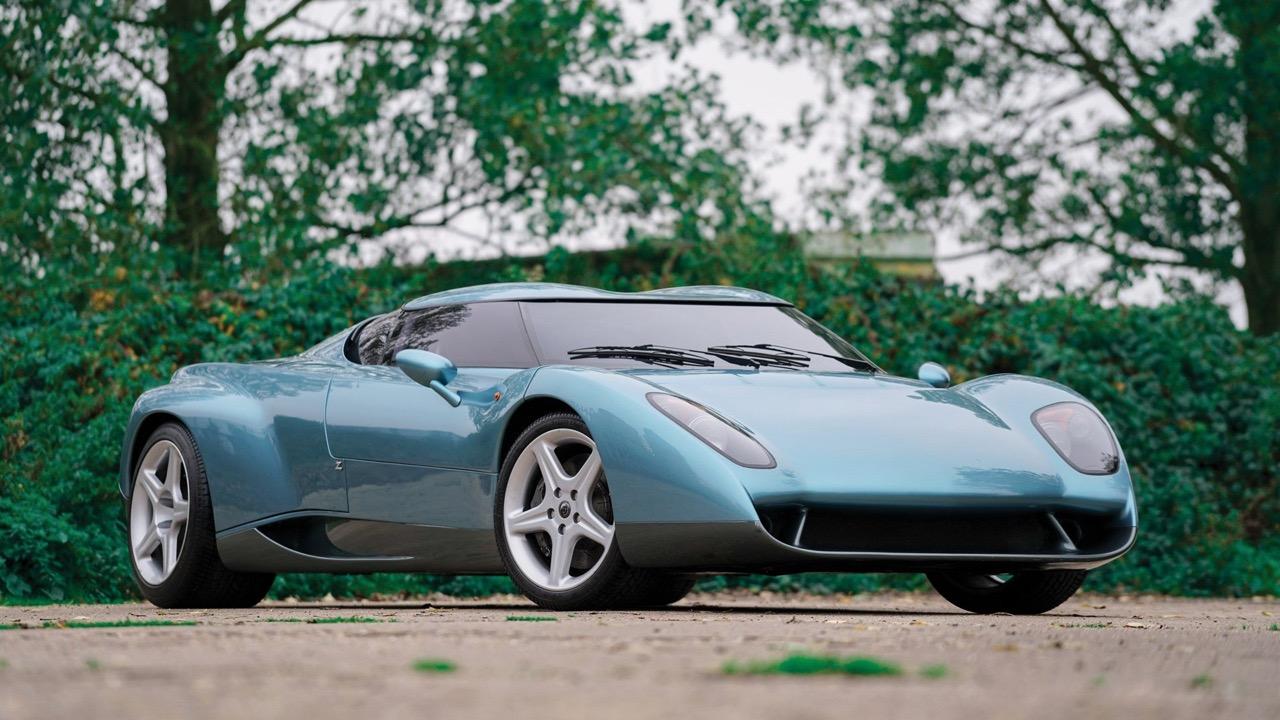 Lamborghini Zagato Raptor – 1
