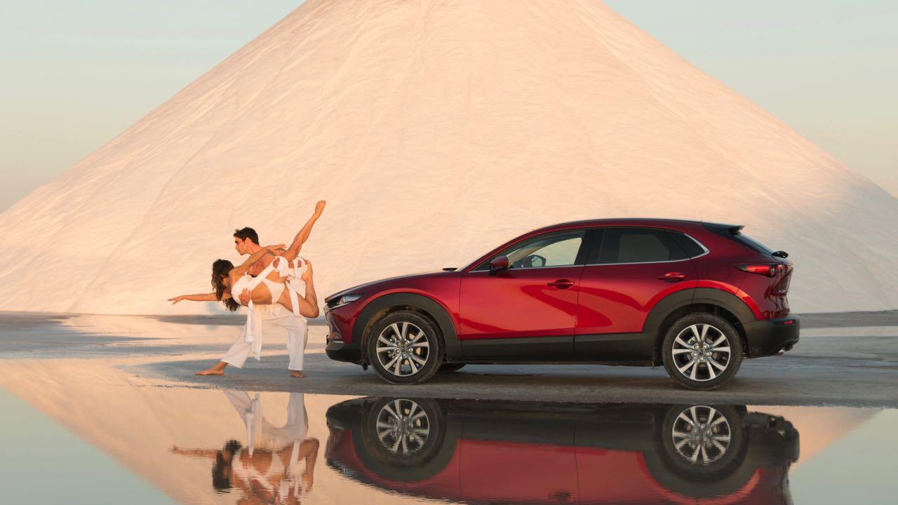 Mazda Kodo danza – 16