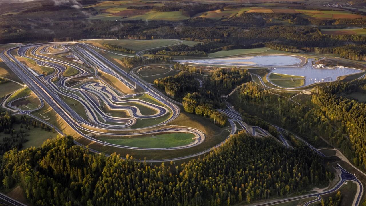 Mercedes ya tiene listo su actualizado Centro de Pruebas y Tecnología de Immendingen - Coches.com